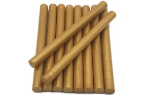 GLUE GUN WAX STICKS 11mm GOLD